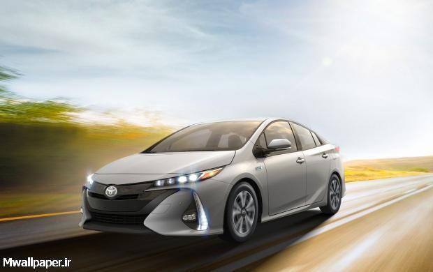 والپیپر ماشین Toyota Prius Plug-in Hybrid