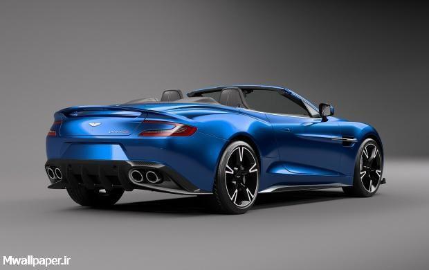 والپیپر Aston Martin Vanquish S