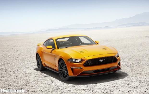 والپیپر ماشین Ford Mustang GT